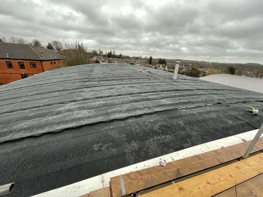 HS2 Studio - Brackley Silent Roof Install | TV Studio Group