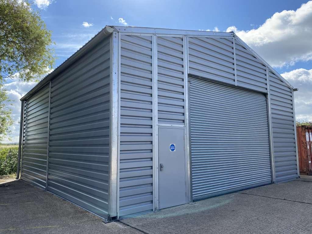 Temporary Warehouse Building | TV Studio Group