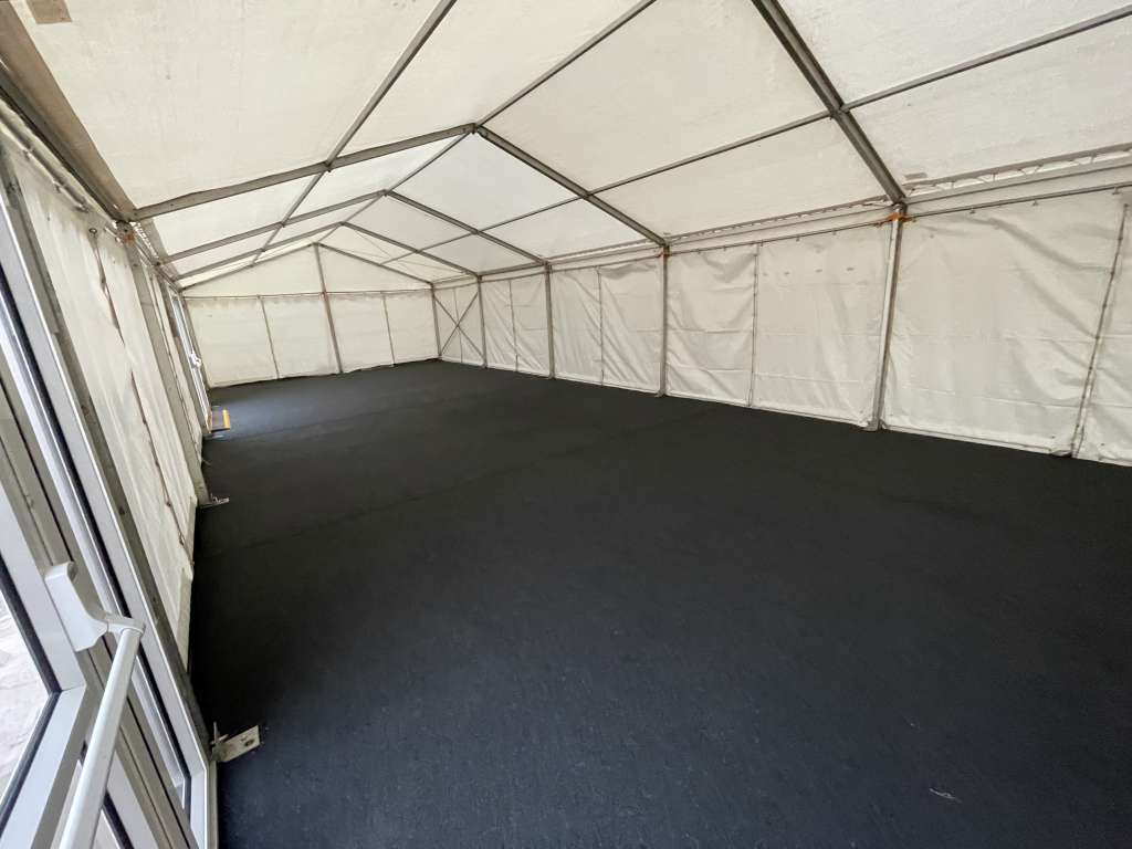 Tents and Marquee for Crowds or Extras