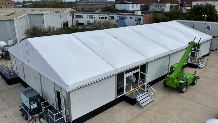 Marquees and Tents | TV Studio Group