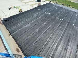 Silent Roof Installation | TV Studio Group